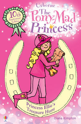 Princess Ellie's Treasure Hunt by Diana Kimpton