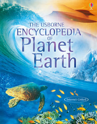 Encyclopedia of Planet Earth by Anna Claybourne, Gill Doherty