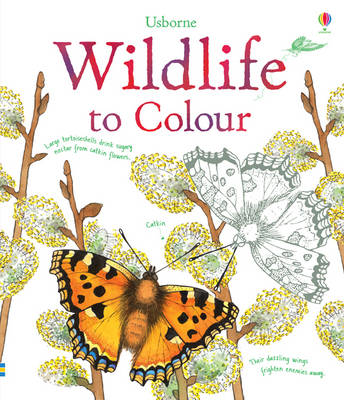 Wildlife to Colour by Susan Meredith
