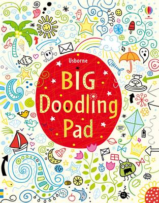 Big Doodling Pad by Kirsteen Robson