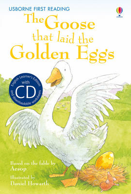 The Goose That Laid the Golden Eggs by Mairi Mackinnon