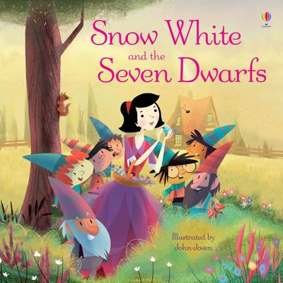Snow White & the Seven Dwarfs by Lesley Sims