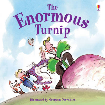 The Enormous Turnip by Katie Daynes