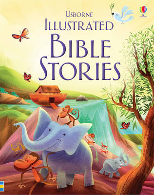 Illustrated Bible Stories by John Joven