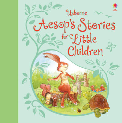 Aesop's Stories for Little Children by