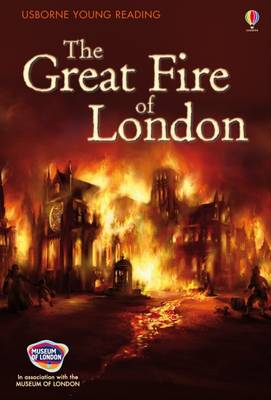 The Great Fire of London by Susanna Davidson