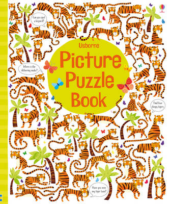 Picture Puzzle Book by Kirsteen Robson
