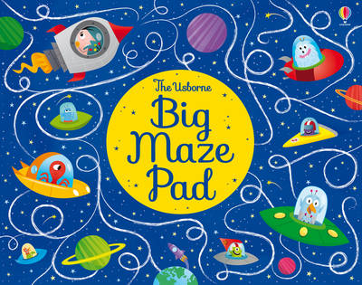 Big Maze Pad by Kirsteen Robson