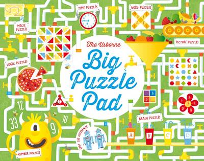 Big Puzzle Pad by Kirsteen Robson