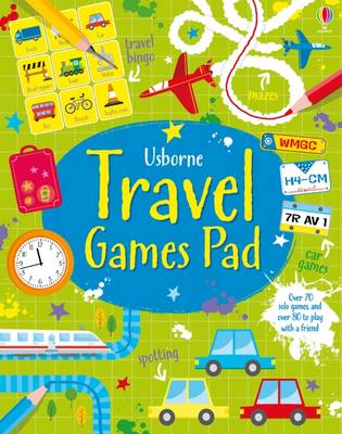 Travel Games Pad by Sam Smith
