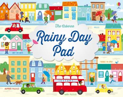 Rainy Day Pad by Kirsteen Robson, Sam Smith