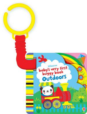 Baby's Very First Buggy Book Outdoors by