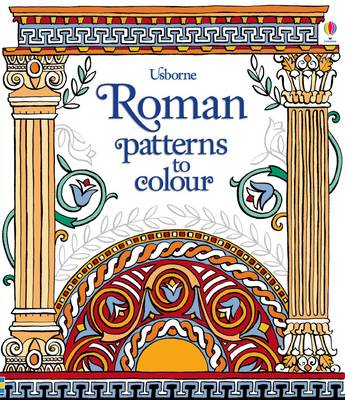 Roman Patterns to Colour by