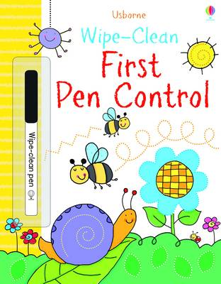 Wipe-Clean Pen Control by Kimberley Scott