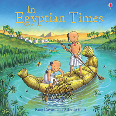 In Egyptian Times by Kate Davies