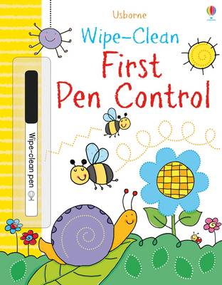 Wipe-Clean First Pen Control by Sam Smith