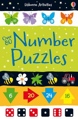 Over 80 Number Puzzles by