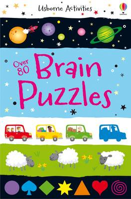 Over 80 Brain Puzzles by
