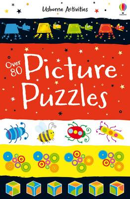 Over 80 Picture Puzzles by Kirsteen Robson