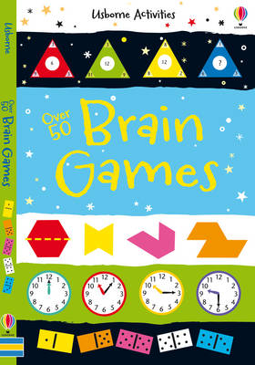 Over 50 Brain Games by Lucy Bowman