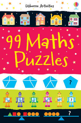 99 Maths Puzzles by