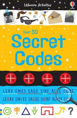 Over 50 Secret Codes by Emily Bone