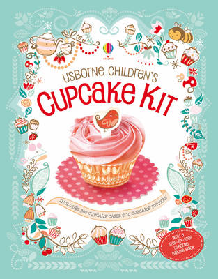 Children's Cupcake Kit by Abigail Wheatley