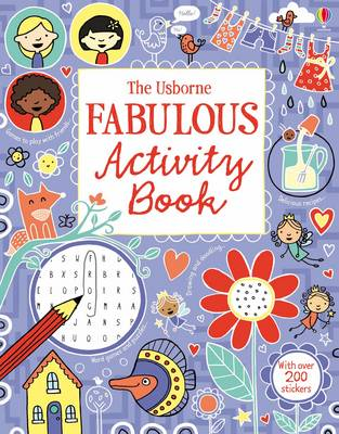 The Usborne Fabulous Activity Book by