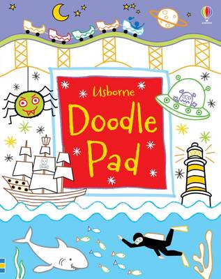 Usborne Doodle Pad by Maria Pearson
