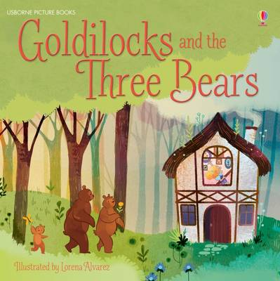 Goldilocks and the Three Bears (new) by Russell Punter