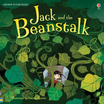 Jack and the Beanstalk by Anna Milbourne