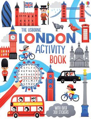 London Activity Book by Rosie Hore, Lucy Bowman