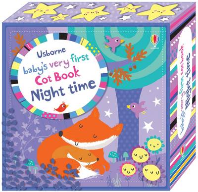Baby's Very First Cot Book Night Time by Fiona Watt