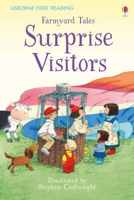 Farmyard Tales Surprise Visitors by Heather Amery