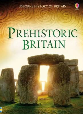 Prehistoric Britain by Alex Frith, Rachel Firth