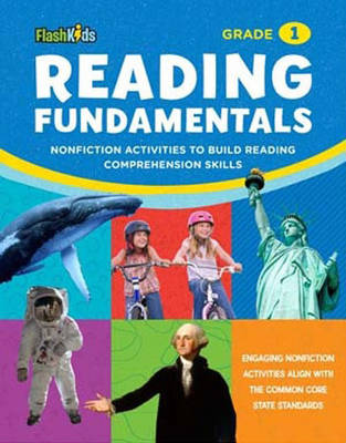 Reading Fundamentals: Grade 1 Nonfiction Activities to Build Reading Comprehension Skills by Aileen Weintraub