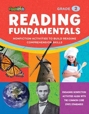 Reading Fundamentals: Grade 2 Nonfiction Activities to Build Reading Comprehension Skills by Susan Schader Lee