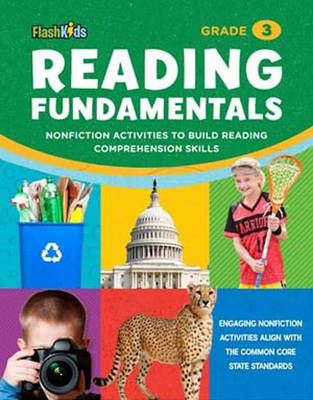 Reading Fundamentals: Grade 3 Nonfiction Activities to Build Reading Comprehension Skills by Kathy Furgang