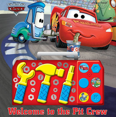 Tool Box Sound Disney Cars by Publications International