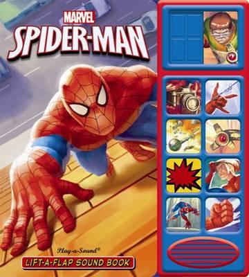 Spiderman Little Lift & Listen by