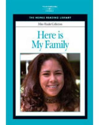 Here is My Family: Heinle Reading Library Mini Reader by Heinle