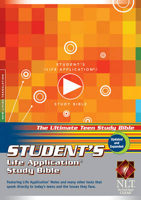 Student's Life Application Study Bible by Tyndale House Publishers