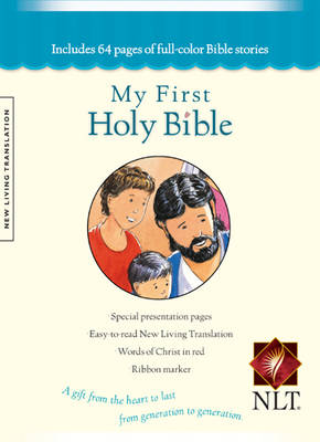 My First Bible-NLT-Children by Tyndale House Publishers