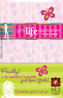 Girl's Life Application Study Bible by