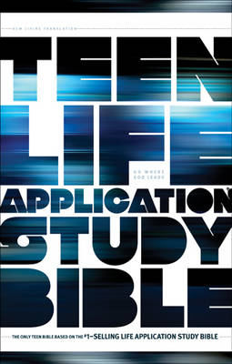 Teen Life Application Study Bible-NLT by