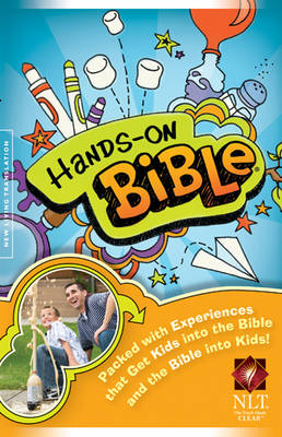 Hands-on Bible by Tyndale House Publishers