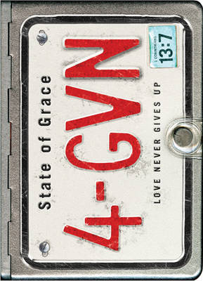 Metal Bible-NLT-4-Gvn-Magnetic Closure by Tyndale House Publishers