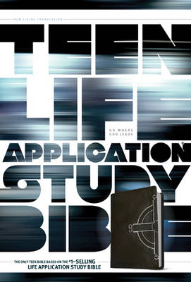 Teen Life Application Study Bible-NLT Celtic Cross by Tyndale House Publishers