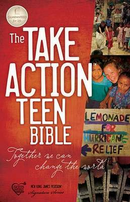 Take Action Teen Bible-NKJV by Thomas Nelson Publishers