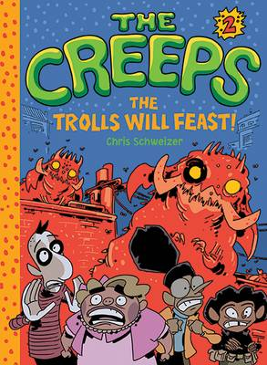 The Creeps Night of the Frankenfrogs by Chris Schweizer
